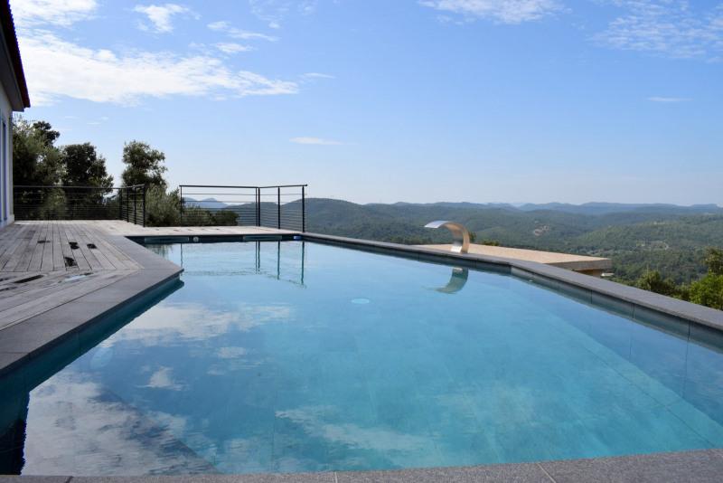 Verkauf von luxusobjekt haus Montauroux 780000€ - Fotografie 5
