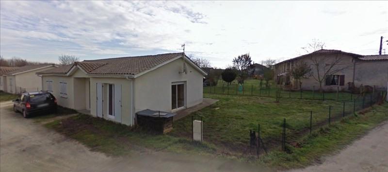 Rental house / villa Moulis en medoc 814€ CC - Picture 1
