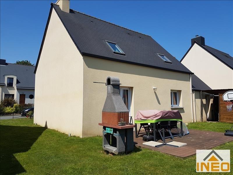 Vente maison / villa Geveze 244400€ - Photo 7