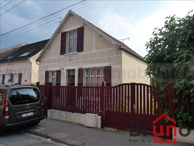 Venta  casa Le crotoy 254800€ - Fotografía 1