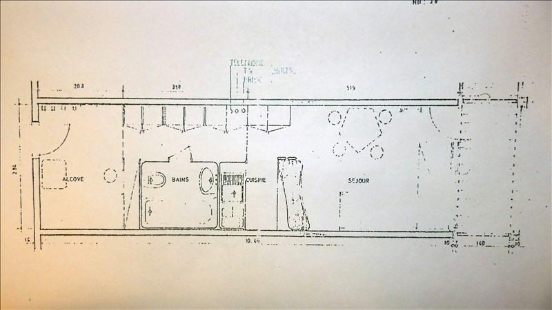 Vente appartement Les arcs 2000 73000€ - Photo 6