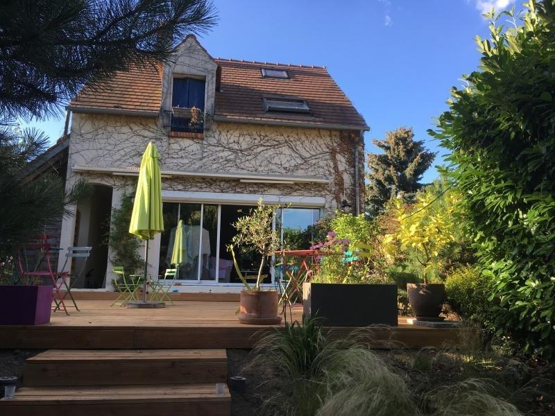 Rental house / villa Villennes sur seine 2500€ CC - Picture 1