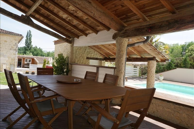 Vente maison / villa Libourne 449 000€ - Photo 4