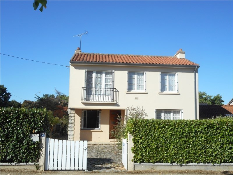 Vente maison / villa Lezay 70 200€ - Photo 1