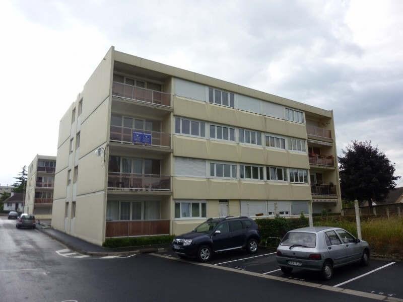 Rental apartment Caen 315€ CC - Picture 1