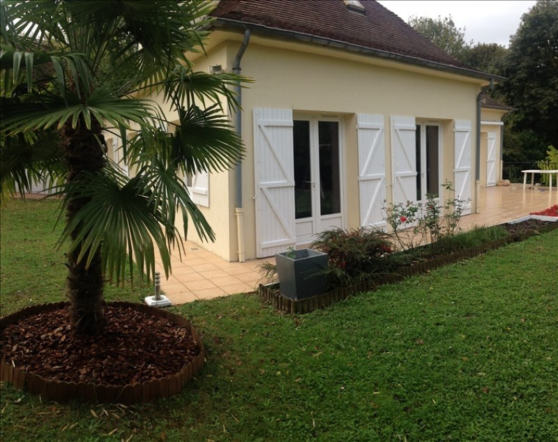 Sale house / villa Nanteuil les meaux 530400€ - Picture 1