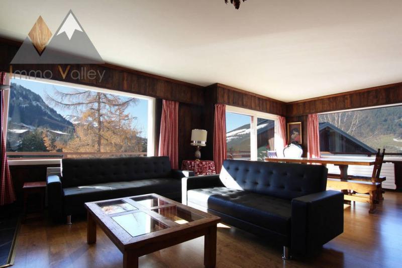 Vente de prestige appartement Megève 997500€ - Photo 1