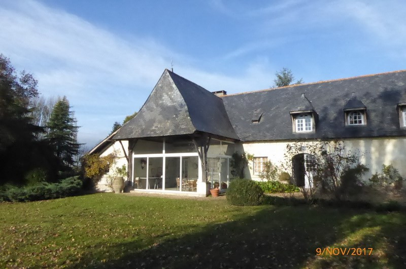Vente de prestige maison / villa Angers 30 mn sud est 360000€ - Photo 2