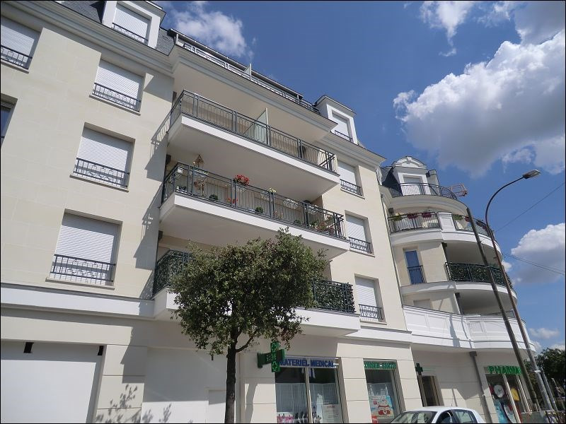 Rental apartment Chatenay malabry 1278€ CC - Picture 1