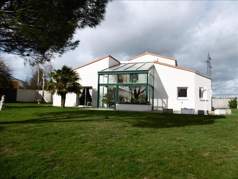 Vente maison / villa Chauray 436500€ - Photo 1