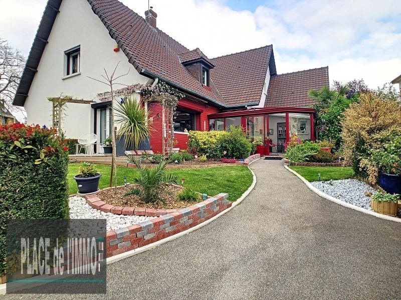 Sale house / villa Abbeville 420000€ - Picture 1