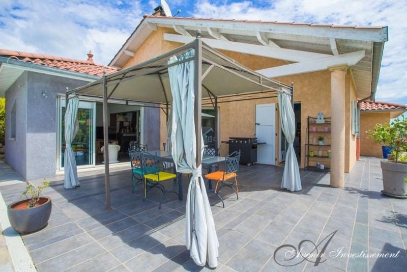 Sale house / villa St romain de popey 455000€ - Picture 4