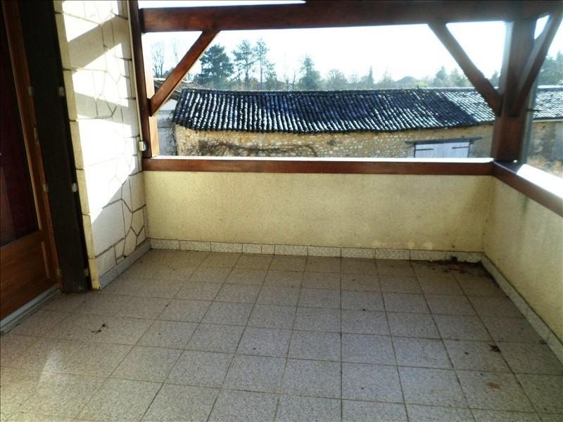 Vente maison / villa Bignoux 171000€ - Photo 4