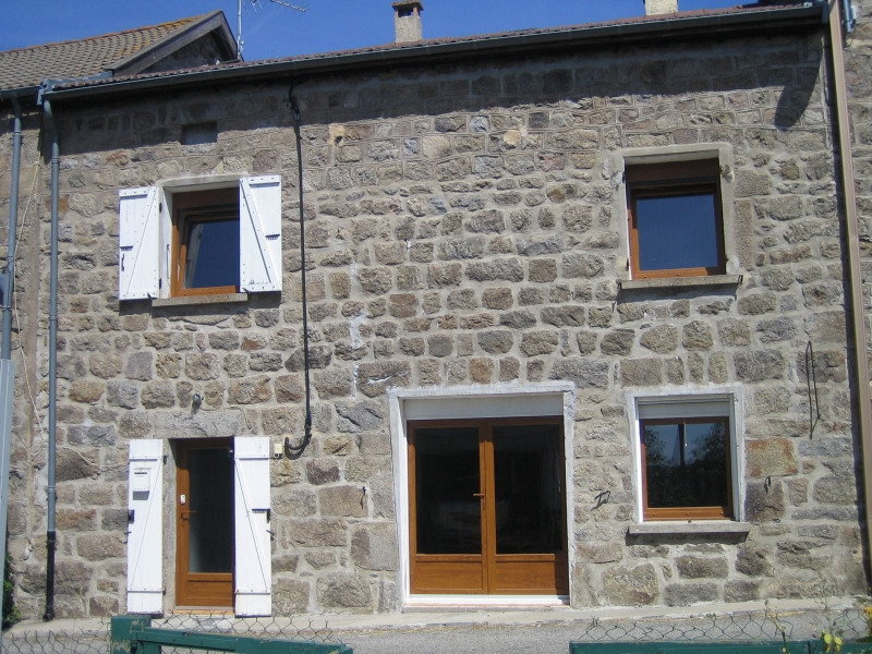 Vente maison / villa St agreve 86 000€ - Photo 1