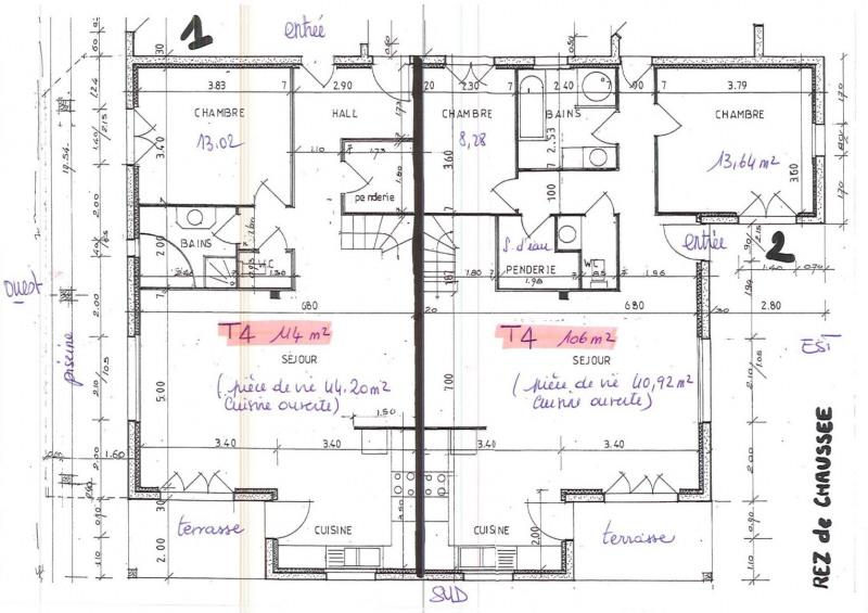 Vente immeuble Brié-et-angonnes 620000€ - Photo 1