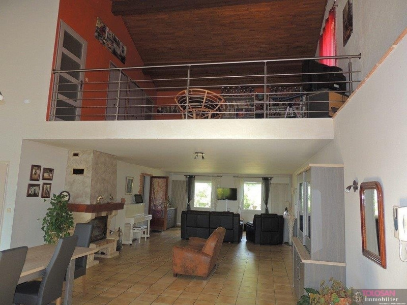 Vente de prestige maison / villa Villefranche de lauragais 620000€ - Photo 2