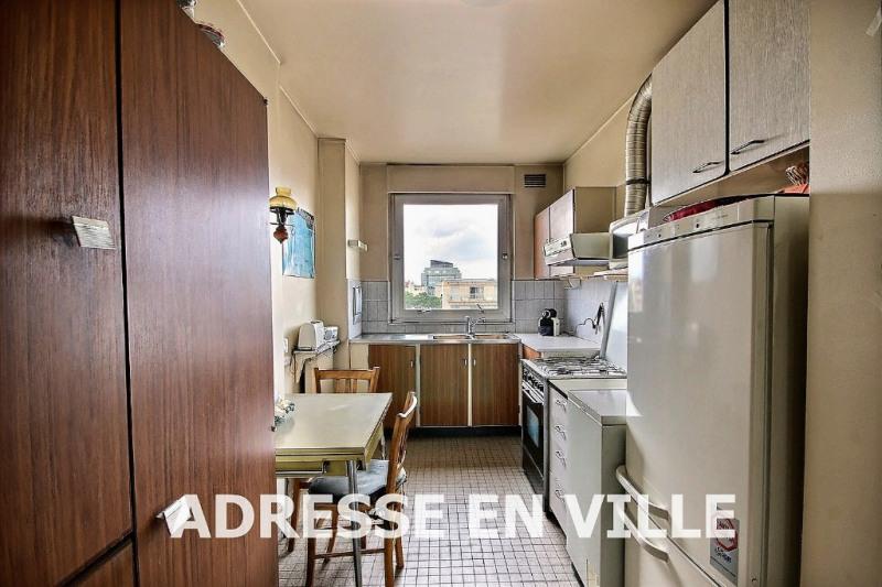 Verkoop  appartement Levallois perret 621000€ - Foto 6