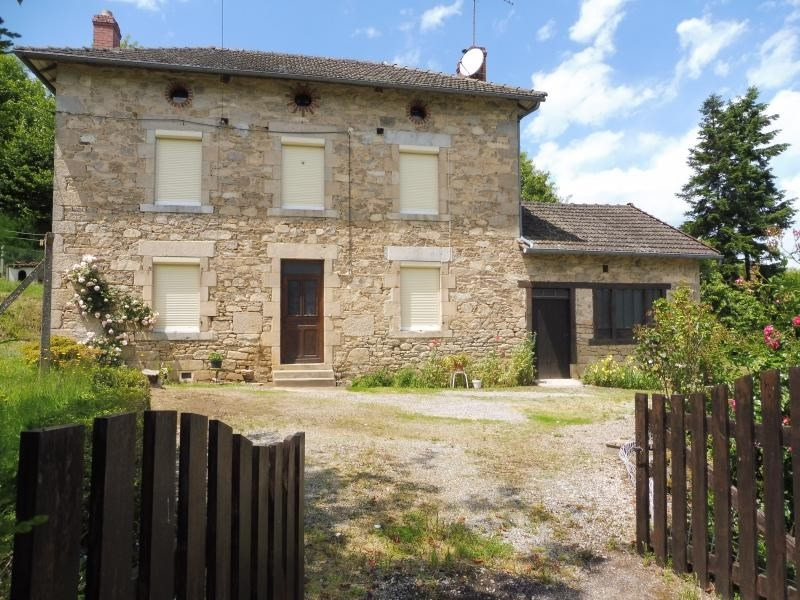 Sale house / villa St denis des murs 91 880€ - Picture 2