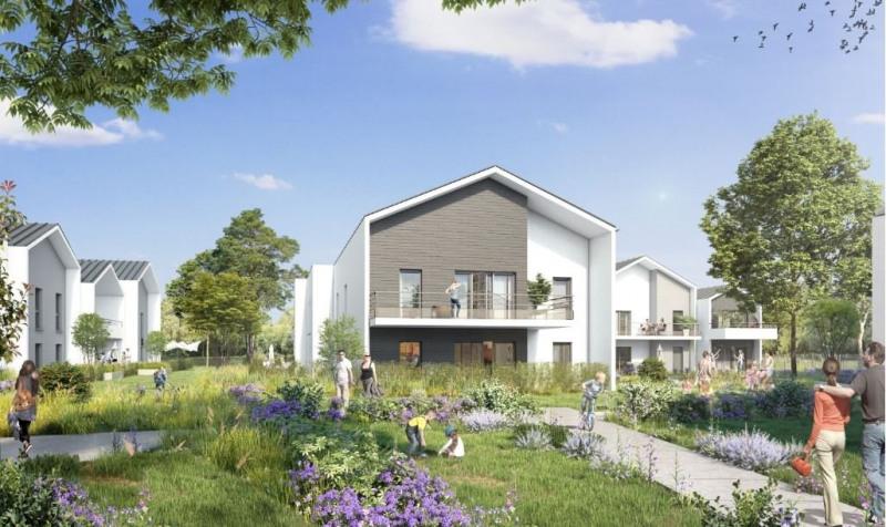 Appartement de 41.35m² avec terrasse à Décines (69150)