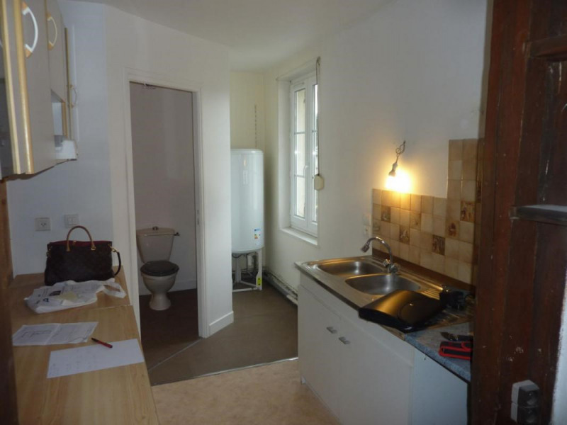 Rental apartment Moyaux 470€ CC - Picture 2