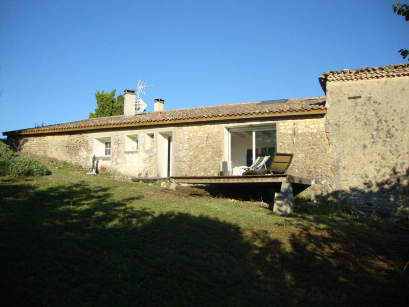 Sale house / villa St georges des agouts 295 000€ - Picture 1