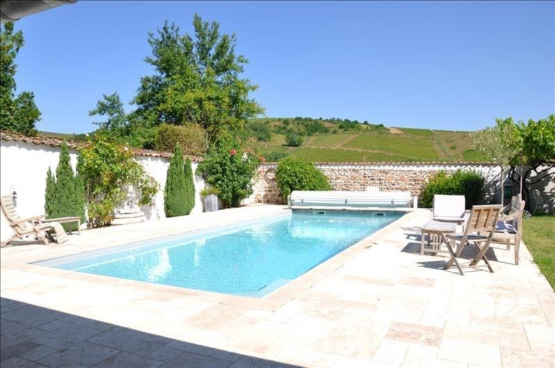 Deluxe sale house / villa Arnas 570000€ - Picture 4
