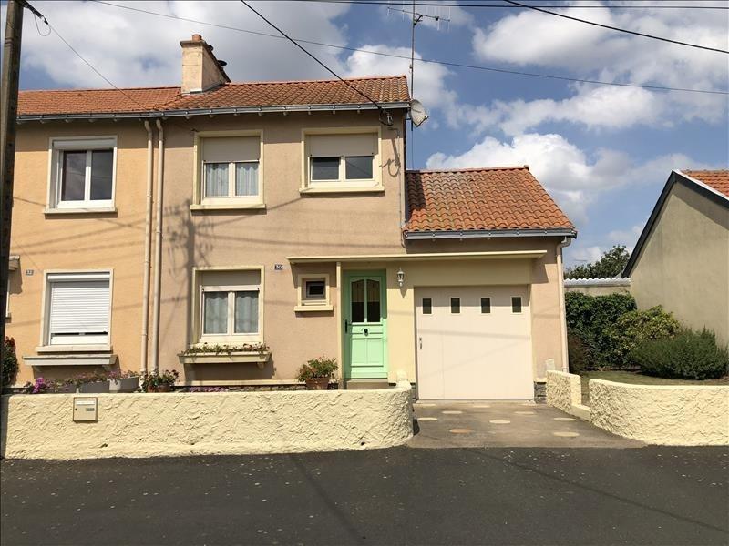 Sale house / villa Jallais 106990€ - Picture 1