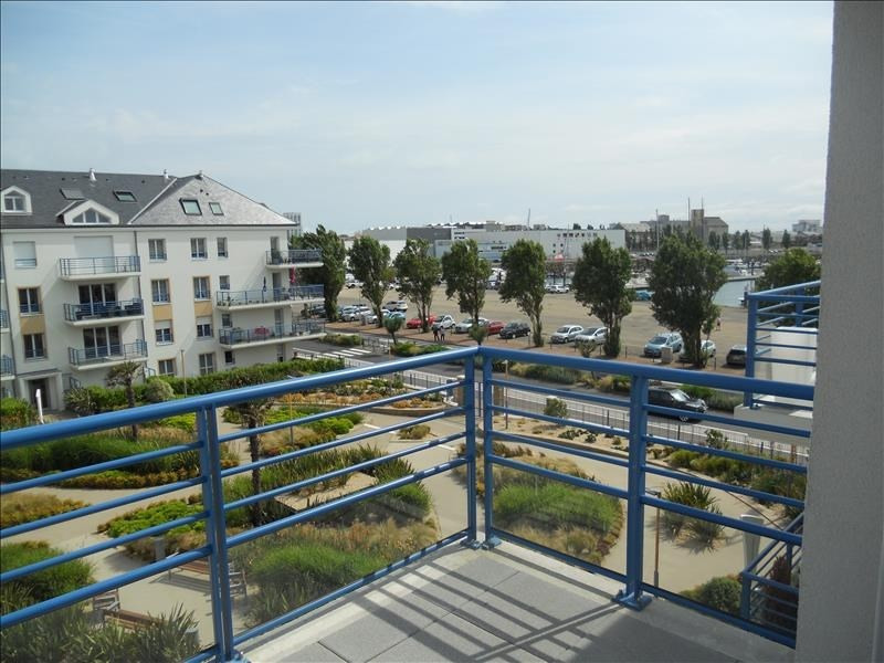 Sale apartment Les sables d olonne 327 000€ - Picture 1