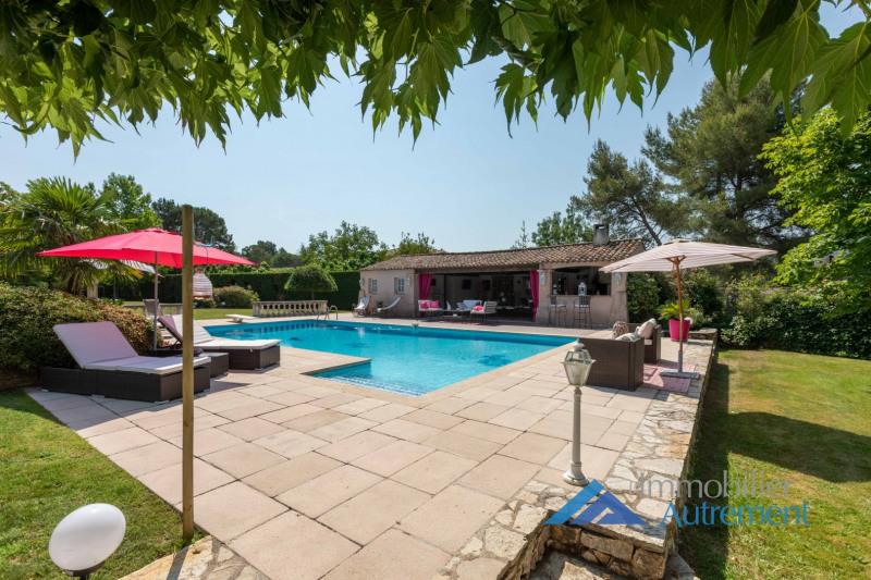 Immobile residenziali di prestigio casa Simiane-collongue 890000€ - Fotografia 7