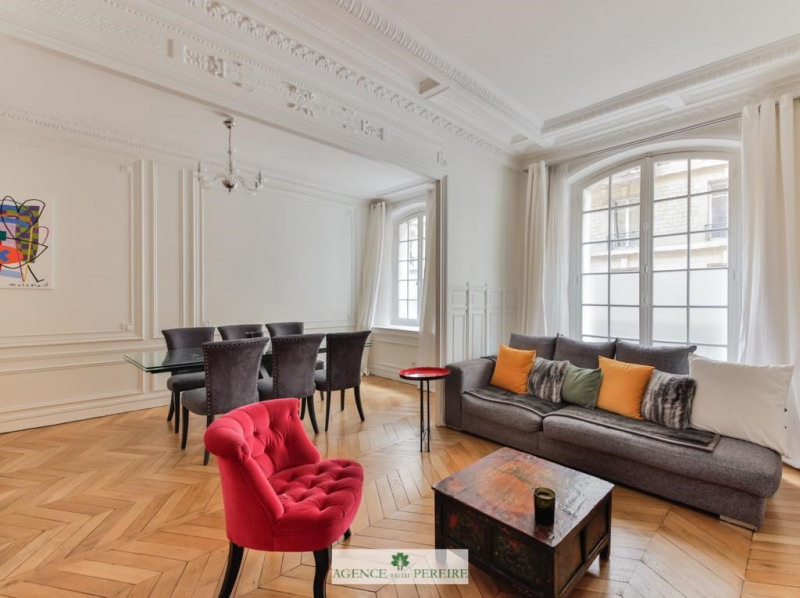 Deluxe sale apartment Paris 17ème 1 290 000€ - Picture 4