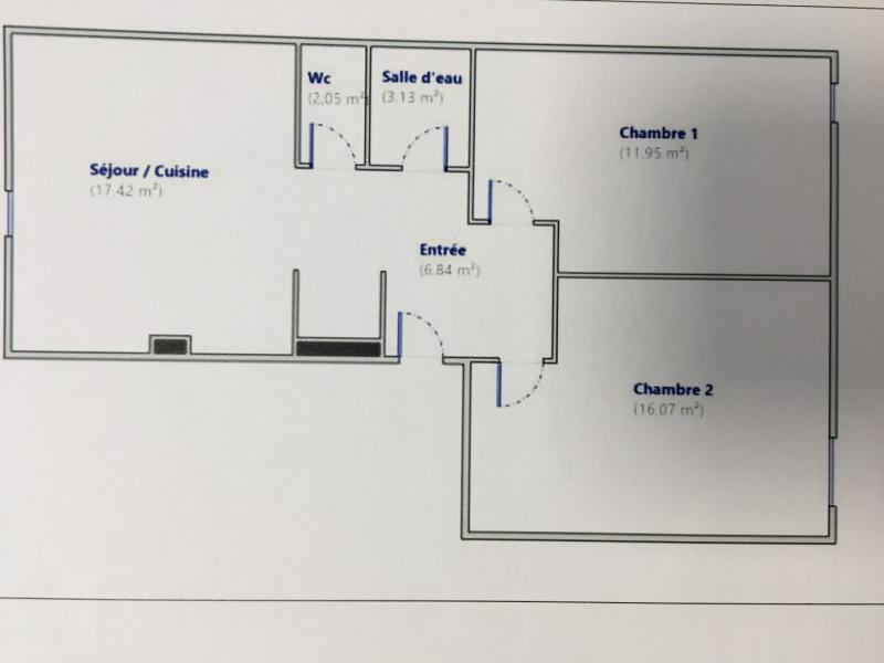 Location appartement Pierrelaye 920€ CC - Photo 4
