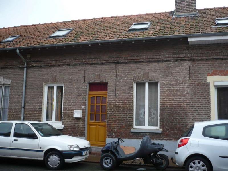 Vente maison / villa Estree blanche 93000€ - Photo 1