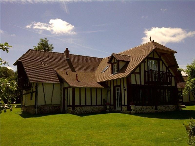 Vente de prestige maison / villa Conches en ouche 420000€ - Photo 3