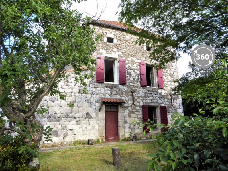 Sale house / villa St salvy 74900€ - Picture 1