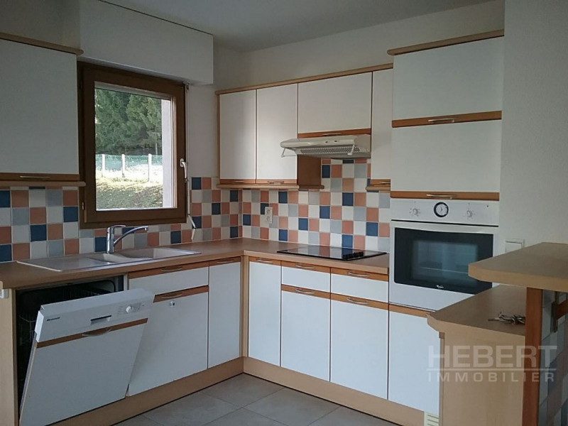 Rental apartment Sallanches 980€ CC - Picture 1