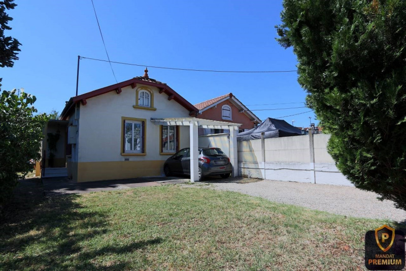 Vente maison / villa Vaulx-en-velin 275000€ - Photo 1