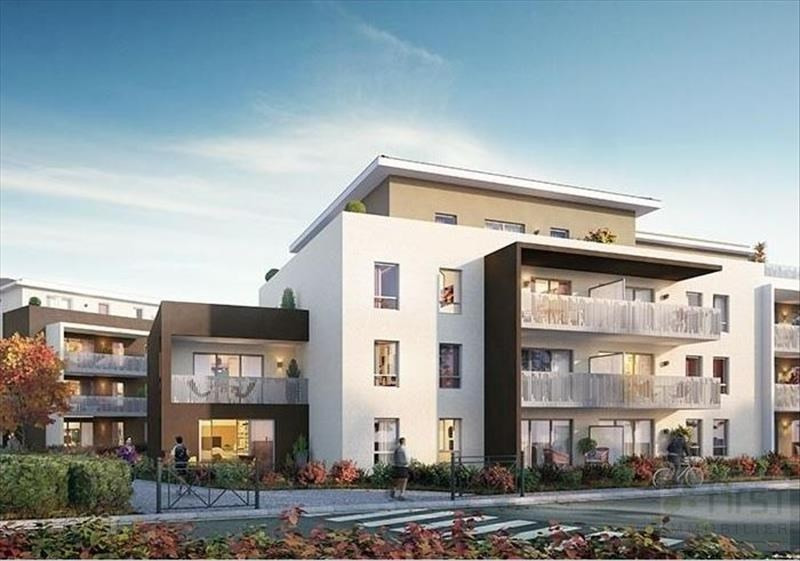 Vendita appartamento Vetraz monthoux 249000€ - Fotografia 1