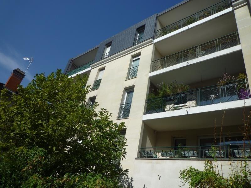 Rental apartment Le raincy 860€ CC - Picture 1