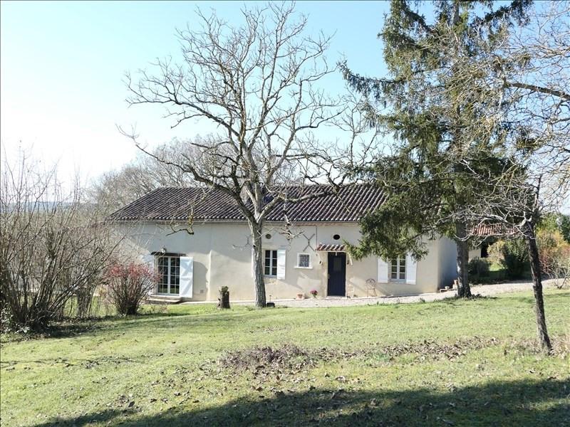 Sale house / villa Roquepine 291500€ - Picture 2