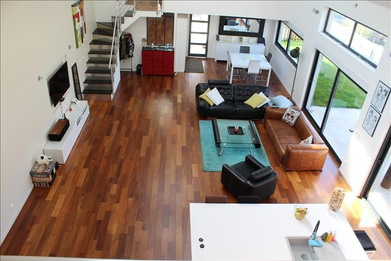Sale house / villa Le plessis bouchard 675000€ - Picture 6