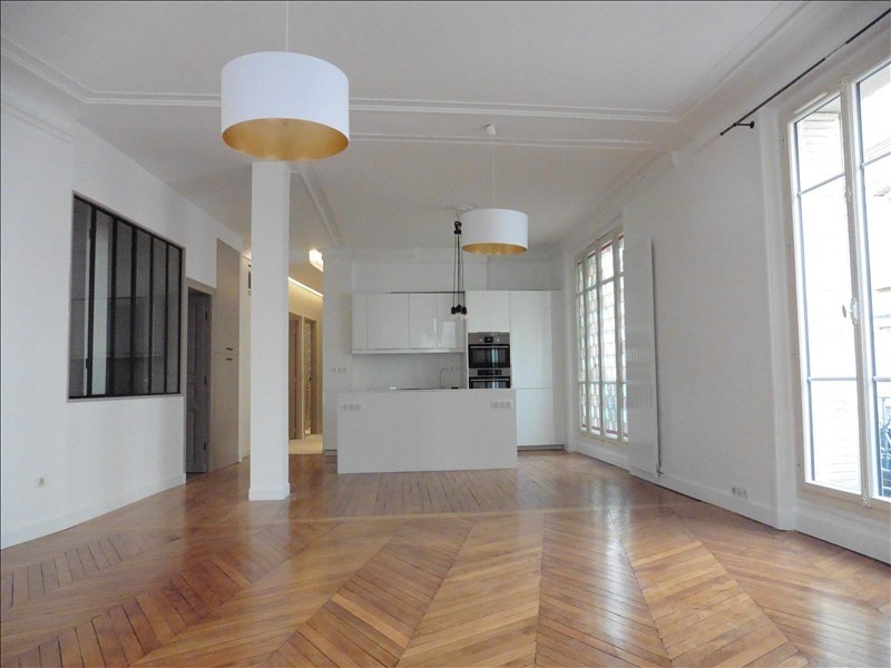 Rental apartment St germain en laye 2 500€ CC - Picture 1