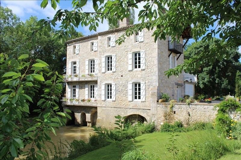 Vente de prestige maison / villa Astaffort 798000€ - Photo 1