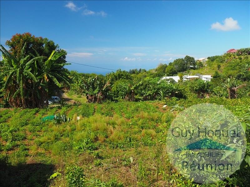 Vente terrain Petite ile 138000€ - Photo 1