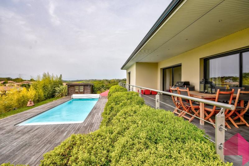Deluxe sale house / villa Quint fonsegrives 580000€ - Picture 1