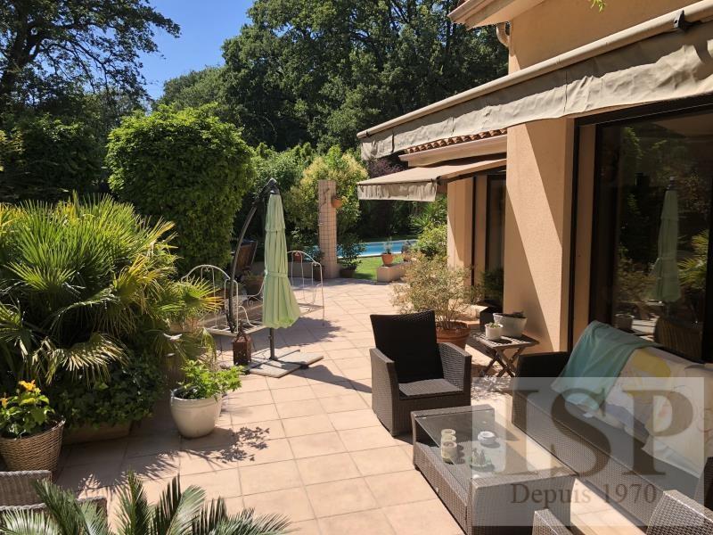 Vente de prestige maison / villa Les milles 730000€ - Photo 2