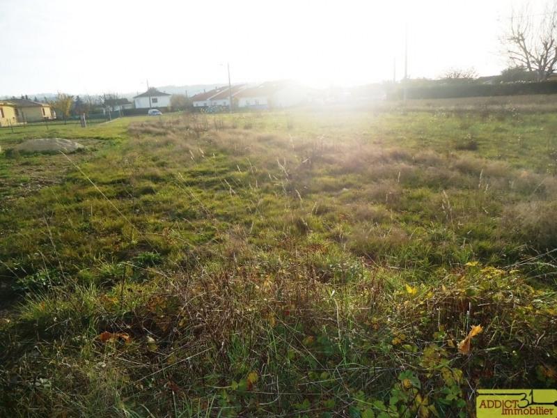 Vente terrain Briatexte 47000€ - Photo 1