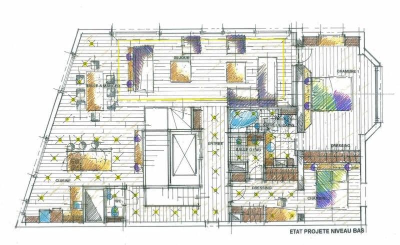 Vente de prestige appartement Neuilly sur seine 2290000€ - Photo 2