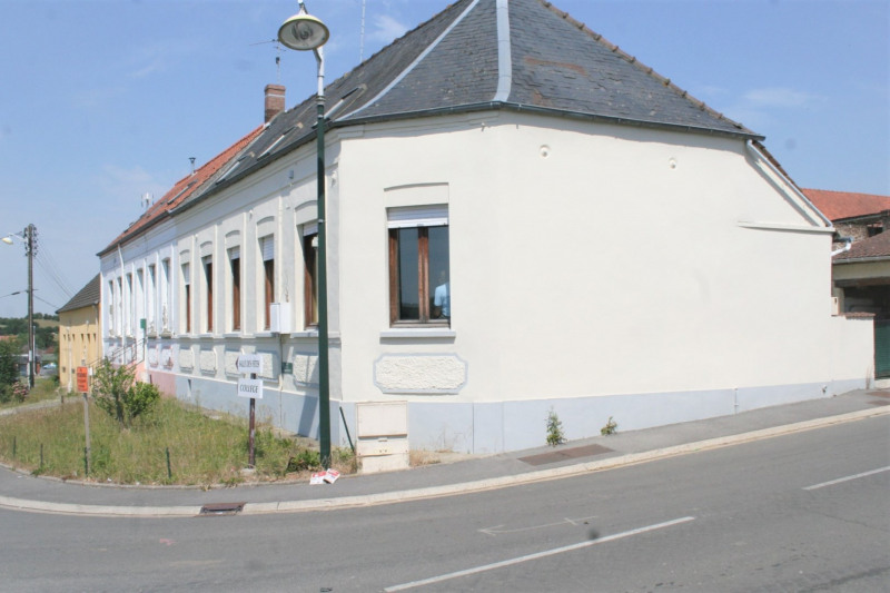 Vente maison / villa Fauquembergues 105 000€ - Photo 1