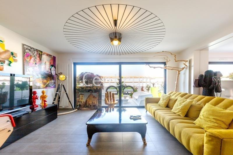 Vente de prestige appartement Metz 599500€ - Photo 3