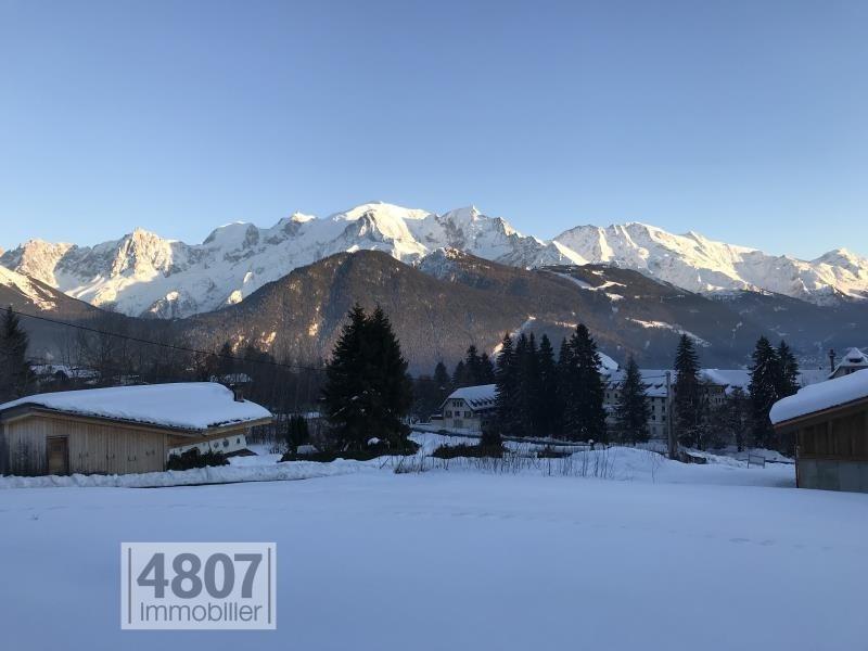 Vente terrain Passy 140000€ - Photo 2